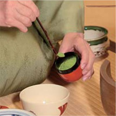 Authentic Tea Ceremony 3
