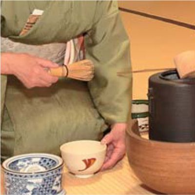 Authentic Tea Ceremony 4
