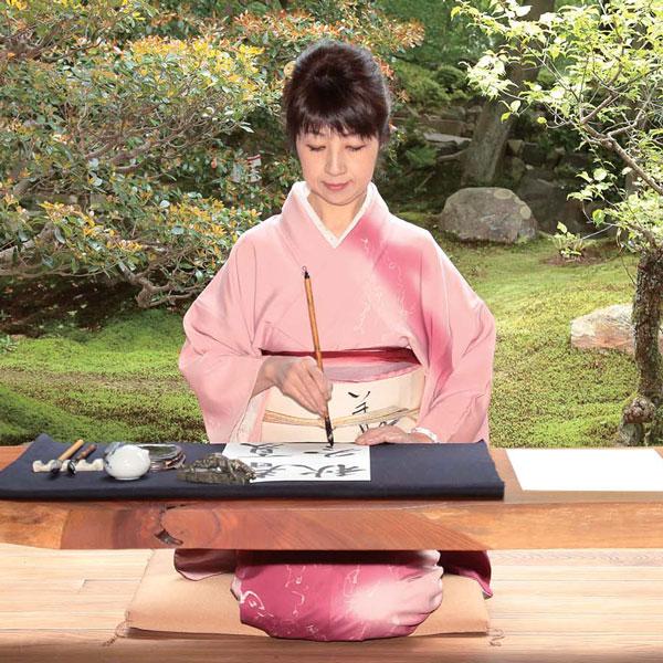 Japanese culture experience Shodou