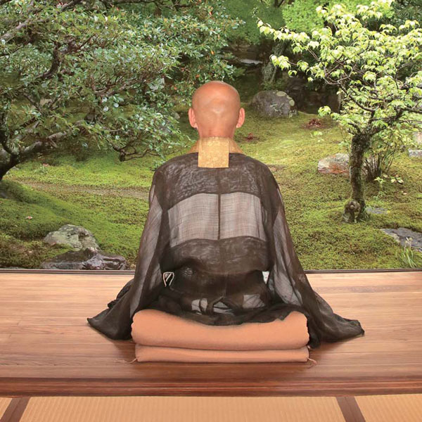 Japanese culture experience Zen