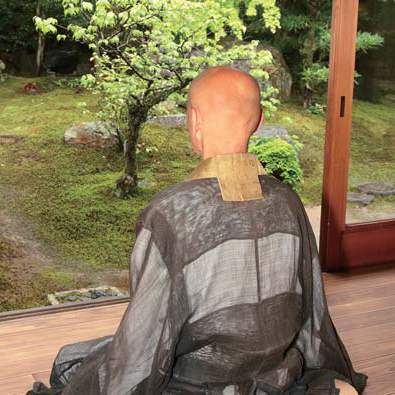 Zen Meditation with Monk 3