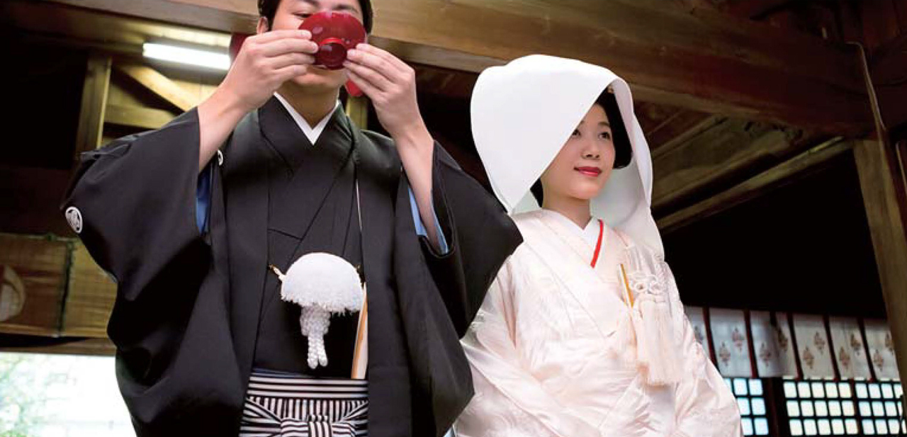 Experience a Shinto-style Wedding 2