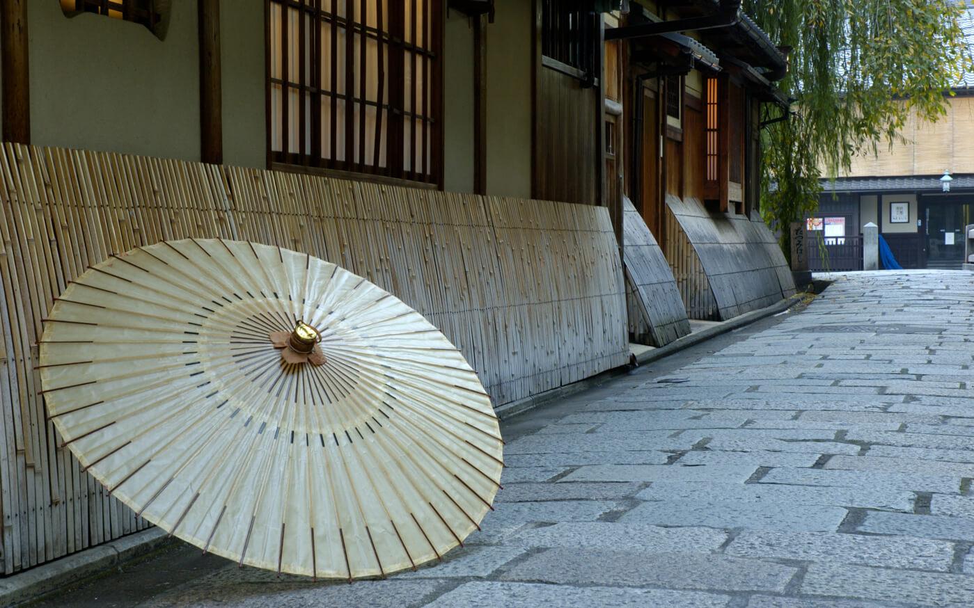 Higashiyama Area / Gion